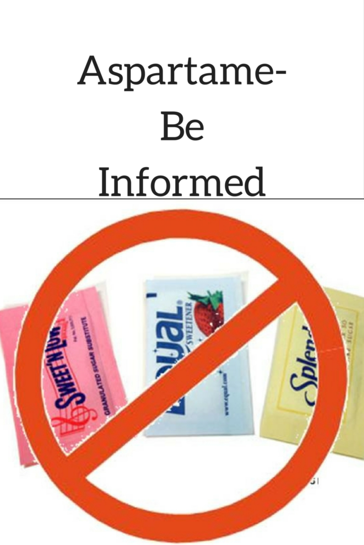 Aspartame-Be Informed