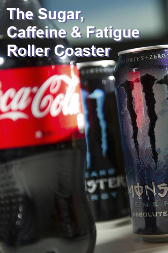 Pop and Energy Drinks