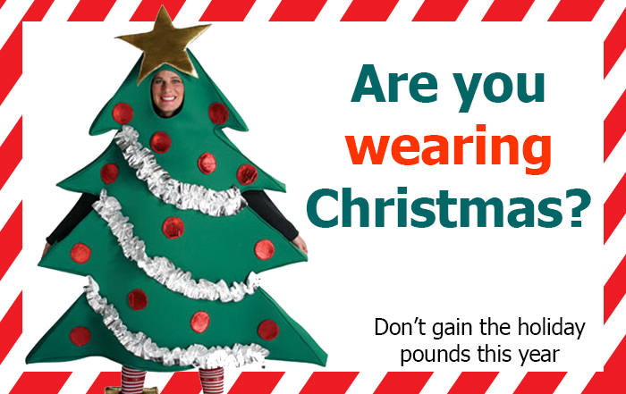 Are you wearing Christmas?