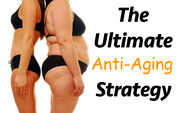 Ultimate Anit-Aging Strategy
