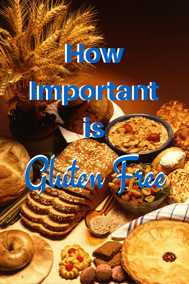 Gluten Free Healthy Living