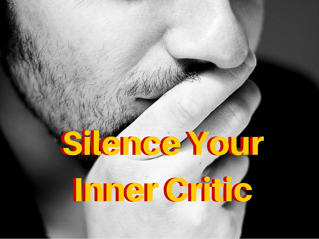 Silence Your Inner Critic Start Somewhere Wellness