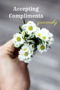 Accepting Compliments Graciously