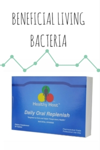 Beneficial Living Bacteria