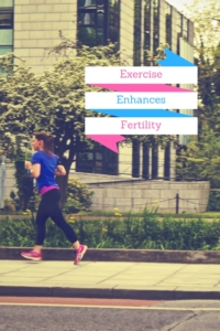 Exercise Enhances Fertility