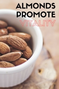 Almonds Promote Vitality