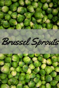 Be a Brussel Sprout Explorer