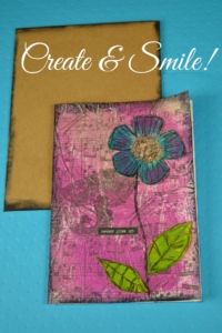 Create Snail Mail And Smile!