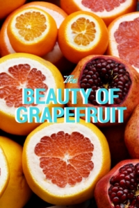 Grapefruit Fights Free Radicals