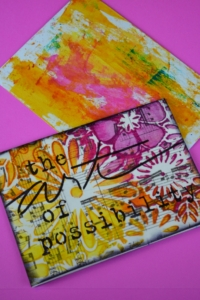The Art of Possibility Encouragement Card