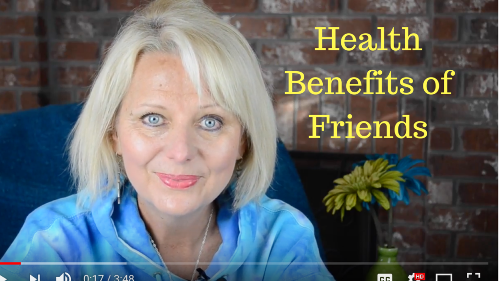 Health Benefits of Friends