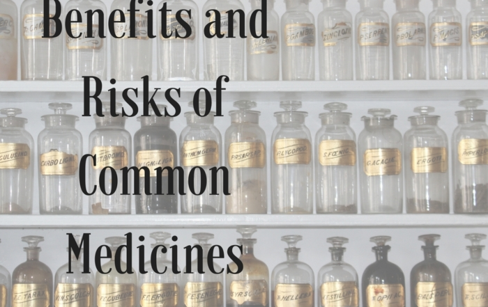 Benefits and Risks of Common Medicines-2