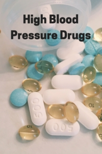 High Blood Pressure Drugs